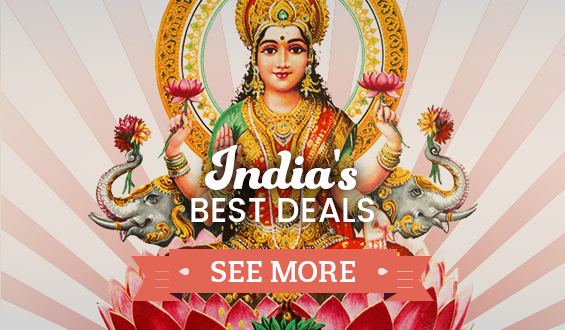 Best deals to India
